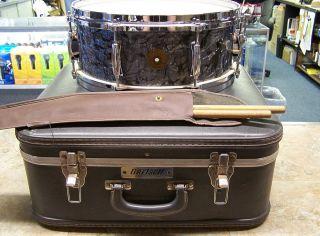 Vintage 1960s Gretsch RB Renown Snare Drum 14x51 2
