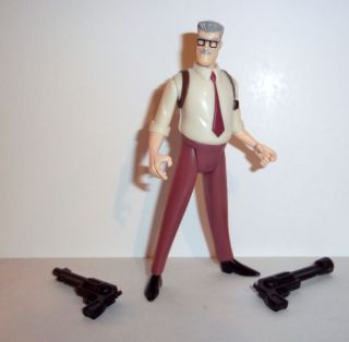Animated series COMMISSIONER GORDON complete toys r us exclusive tru