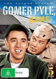 Gomer Pyle – U s M C – Series 2 – New 5 DVD Set Jim Nabors Andy