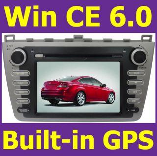 Auto Radio A2DP  Car CD DVD Player GPS Navigation for 2009 2010