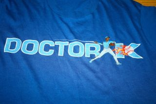 Vintage Dwight Gooden Dr K New York Mets T Shirt Nike
