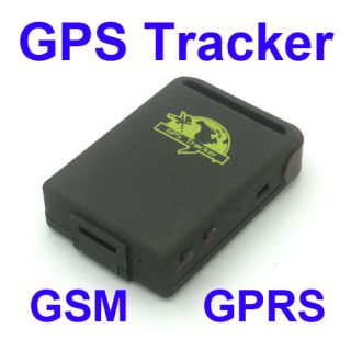 Real Time Spy Car GSM GPRS GPS Tracker Tracking Device