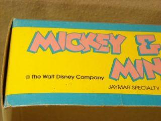 Disney 100 Piece Mickey Minnie Puzzle Goofy Soda Shop Complete