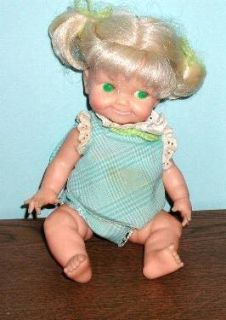 Vintage Ideal Dolls Belly Button Baby Me So Silly Doll