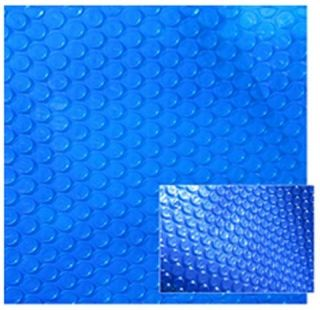 Round Blue Above Ground Swimming Pool Cover Blanket Solar Heat