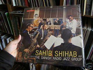 Sahib Shihab and The Danish Radio Jazz Group Listen