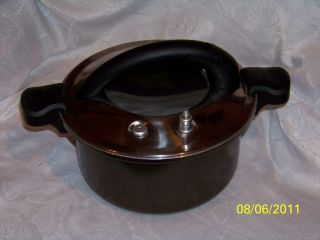 Gordon Ramsay 6 Qt Low Pressure Stovetop Cooker Bronze