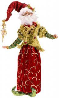 Mark Roberts Christmas Xmas Ornament Fairy Wine Bag