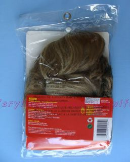 Kate Gosselin Reality TV Halloween Costume Wig Hair Pretend Play