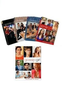 Gossip Girl DVD Set Seasons 1 2 3 4 5  New