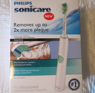 Philips Sonicare Easy Clean Rechargeable Toothbrush