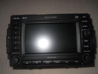 2007 Jeep Grand Cherokee 6 CD Player Radio GPS Rec Navigation System