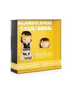 Harajuku Lovers Lil Angel 1 0 oz 0 04 Solid Perfume 031655666396