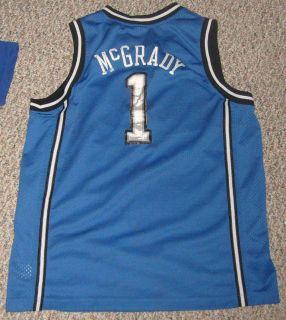 Tracy McGrady Orlando Magic Jersey Shirt 1 Sewn Youth Large Nike