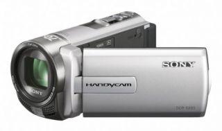 Sony Handycam DCR SX85 Digital Camcorder   3   Touchscreen LCD   CCD