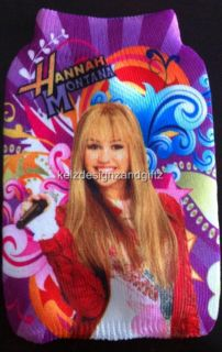 HANNAH MONTANA Mobile Cell Phone  Pouch Sock Case Miley Cyrus