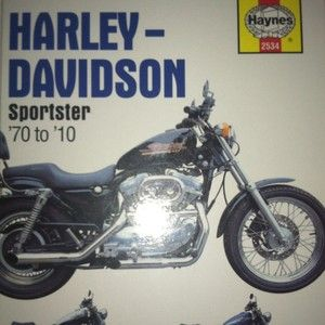 1970 2010 Harley Davidson Sportster XL 883 1200 Manual