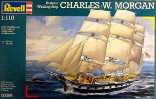 RVG5094 Charles W. Morgan Historic Whaling Ship 1 110 R