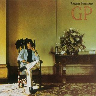 Gram Parsons GP LP 180 Gram Vinyl New SEALED Country Byrds