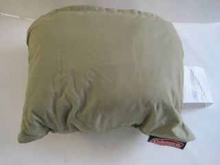 Coleman Fold N GO™ Lite Green Camp Pillow