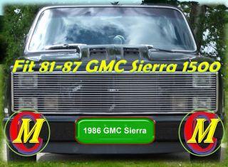 81 87 85 86 84 GMC Sierra 1500 Phantom Billet Grille