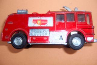 Fabulous Dinky Toy 6 inch Fire Truck