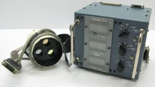 Goddard Space Flight Mark II Radiometer 3 Band