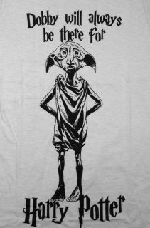 Harry Potter Dobby House Elf Movie Juniors Babydoll T Shirt Tee
