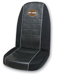 BRAND NEW HARLEY DAVIDSON SPORT BAR SHIELD SEAT COVER 006527R05
