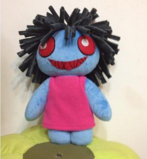 100 Handmade Plush Doll IB Mary and Garry Game Scary Blue Doll