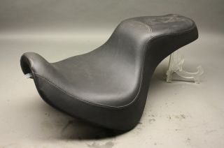 harley davidson seat nice condition some fading fits softail only what