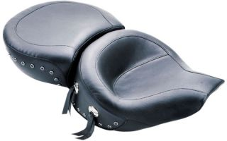242 0600 mustang smooth style touring seat harley davidson road king