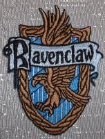 Harry Potter House of Ravenclaw Crest Patch