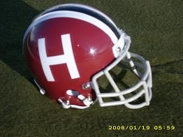 Harvard Crimson Mini Helmet PIK of 5 Styles New
