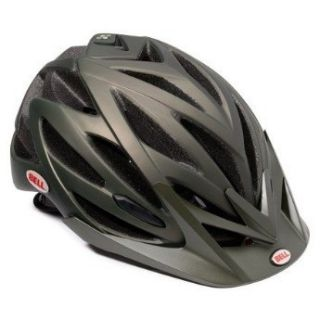 Variant Matte Olive Adult Medium Bicycle Helmet Gray Green Cycling MTB