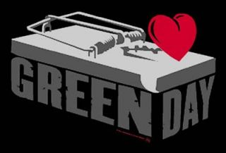 Green Day Poster Flag Mouse Trap Tapestry Punk New