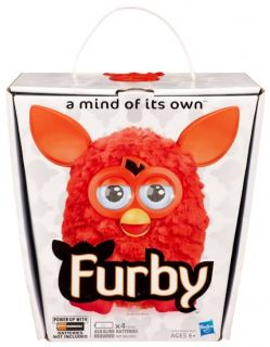 2012 Hasbro Furby in Orange Brand New in Factory Sealed Box   Fast