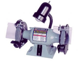 King Canada Tools KC 690L 6 Bench Grinder with Lamp Slim Line Series