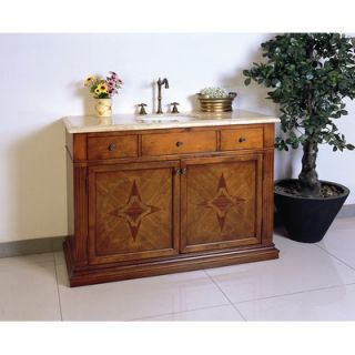 Legion Furniture 60 Solid Wood Sink Chest   W5433 11