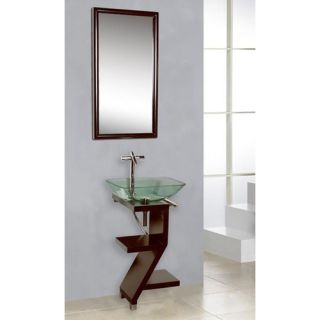 Bassett Mirror Silver Leaf Finish Rectangular Wall Mirror