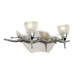 Sea Gull Lighting Parkview Wall Sconce in Antique Brushed Nickel