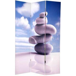 Screen Gems Sandstone Indoor/Outdoor Decorative Room Divider Screens