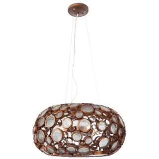 Savoy House Acacia 4 Light Drum Pendant   7 3536 4 128