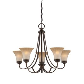 Elk Lighting Viviana Collection 10 Light Chandelier   30033/10