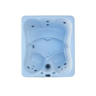 Home and Garden Spas 4 Person Plug and Play Spa with 14 Jets