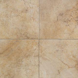 Daltile Florenza 18 x 18 Floor Tile in Oliva   FZ0218181P