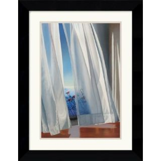 Lilies, 2003 by Alice Dalton Brown Framed Fine Art Print   23.99