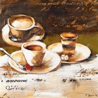 Yosemite Home Decor Coffee Cafe I Wall Art   24 x 24   YB100340A