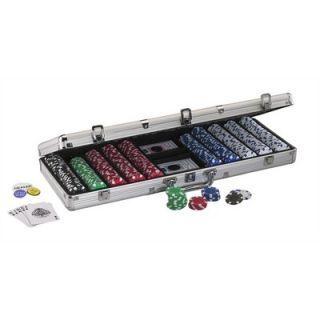 Fat Cat Holdem Dealer Poker Chip Set