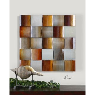 Woven Dreams 3 Dimensional Wall Art By Eve   30 x 30